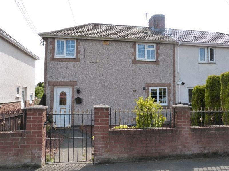 3 Bedrooms Semi Detached House for sale in Stakeford Terrace, Stakeford - Three Bedroom Semi Detached House