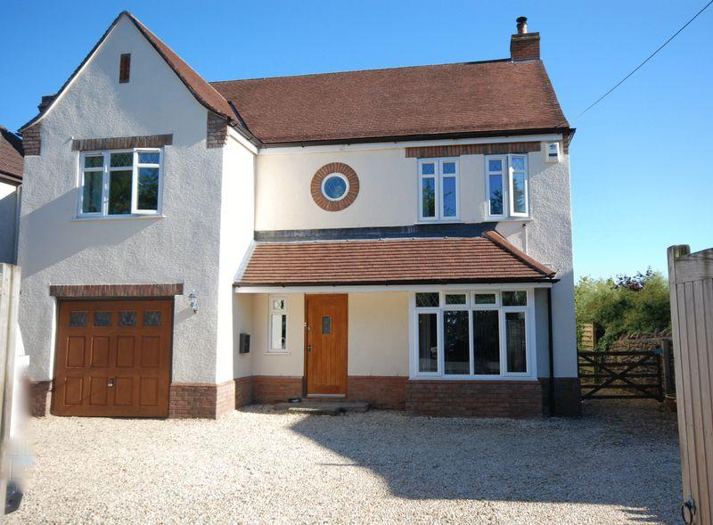 5 Bedrooms Detached House for sale in Ash Lane, Wells