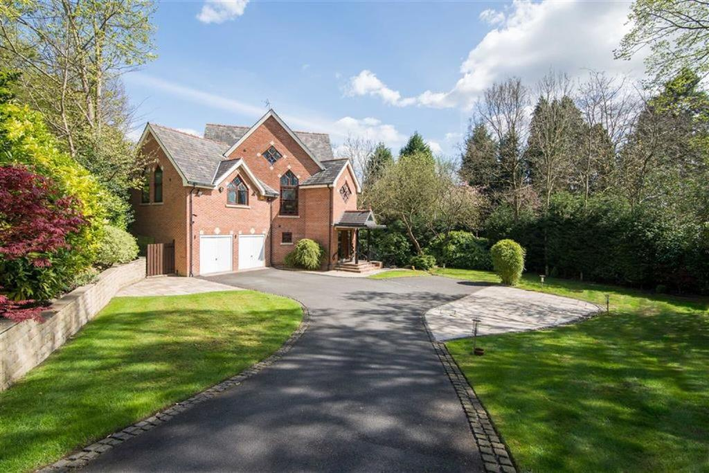 5 Bedrooms Detached House for sale in Alan Drive, Hale, Cheshire, WA15
