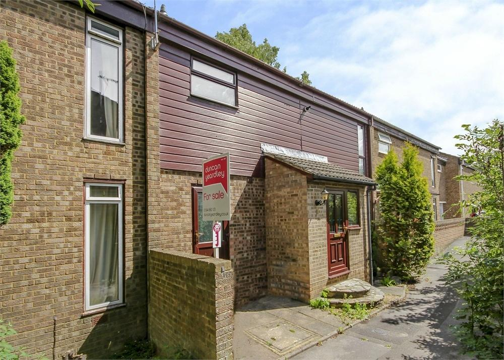 3 Bedrooms Terraced House for sale in Donnybrook, Bracknell, Berkshire