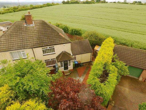3 Bedrooms Semi Detached House for sale in SKERNE AVENUE, TRIMDON VILLAGE, SEDGEFIELD DISTRICT