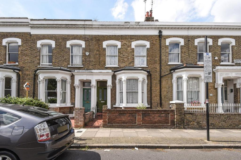 3 Bedrooms Terraced House for sale in Corbyn Street, Stroud Green, N4