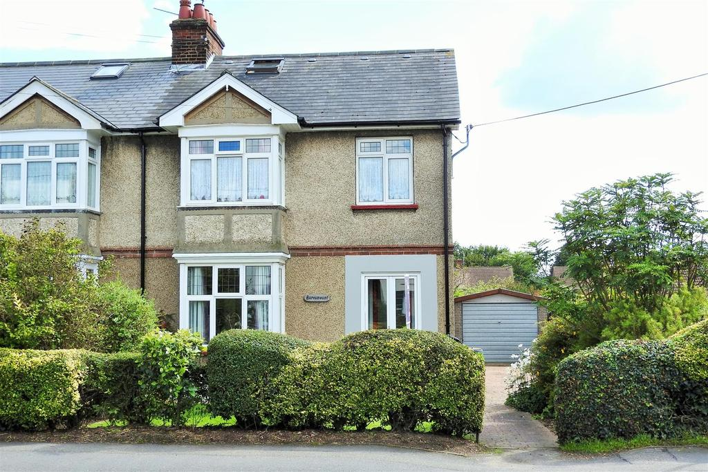 3 Bedrooms Semi Detached House for sale in The Street, Hatfield Peverel, Chelmsford
