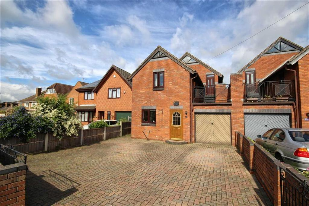 4 Bedrooms Link Detached House for sale in Alma Road, Hatherley, Cheltenham, GL51