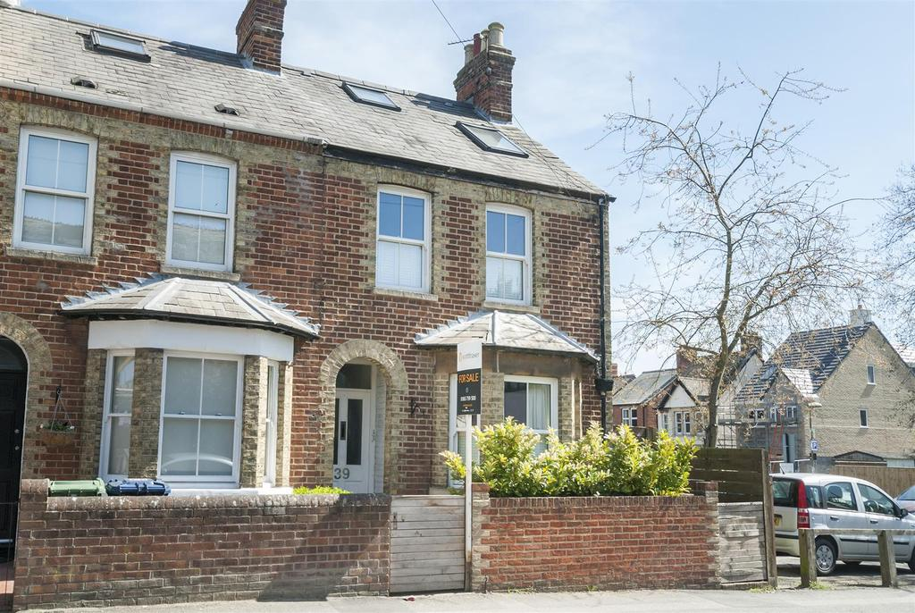 3 Bedrooms Semi Detached House for sale in Headington, Oxford