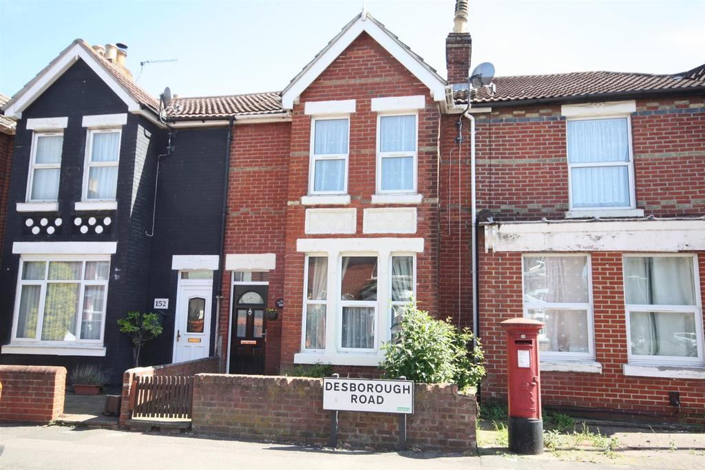 2 Bedrooms Terraced House for sale in Desborough Road, Eastleigh