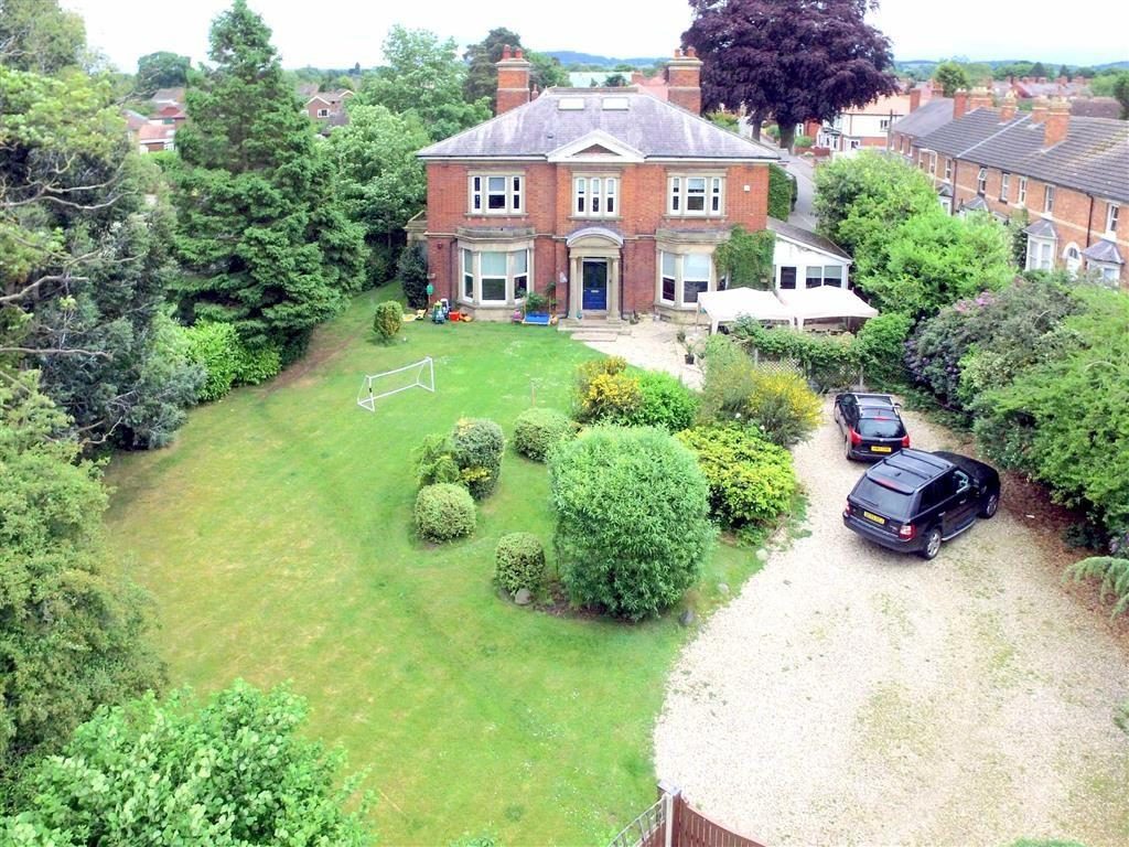 4 Bedrooms Semi Detached House for sale in Whitchurch Road, Wem, Shrewsbury, Shropshire