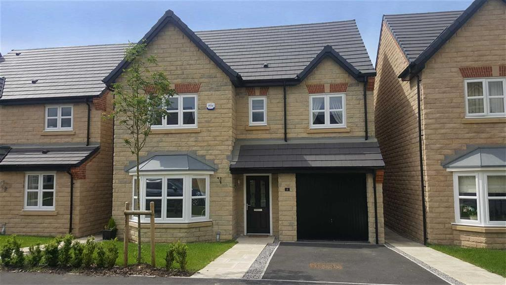 4 Bedrooms Detached House for sale in Henry Place, Montgomery Gardens, Clitheroe, Lancashire, BB7