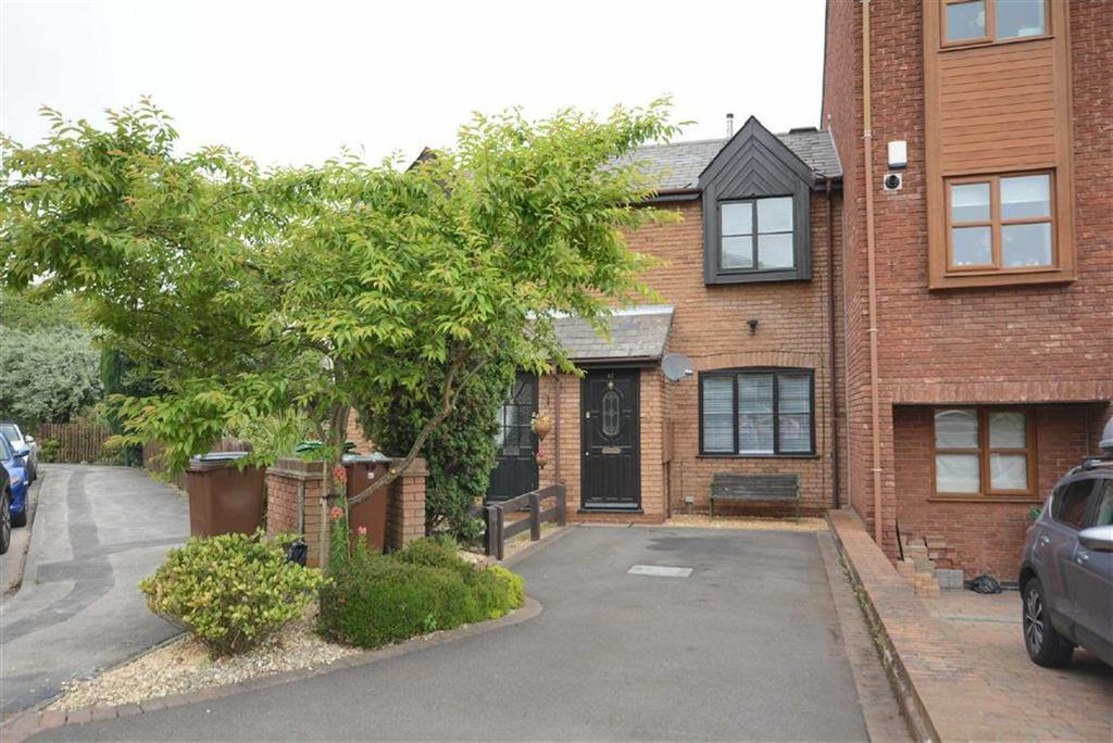 1 Bedroom Mews House for sale in Quayside Close, Trent Bridge