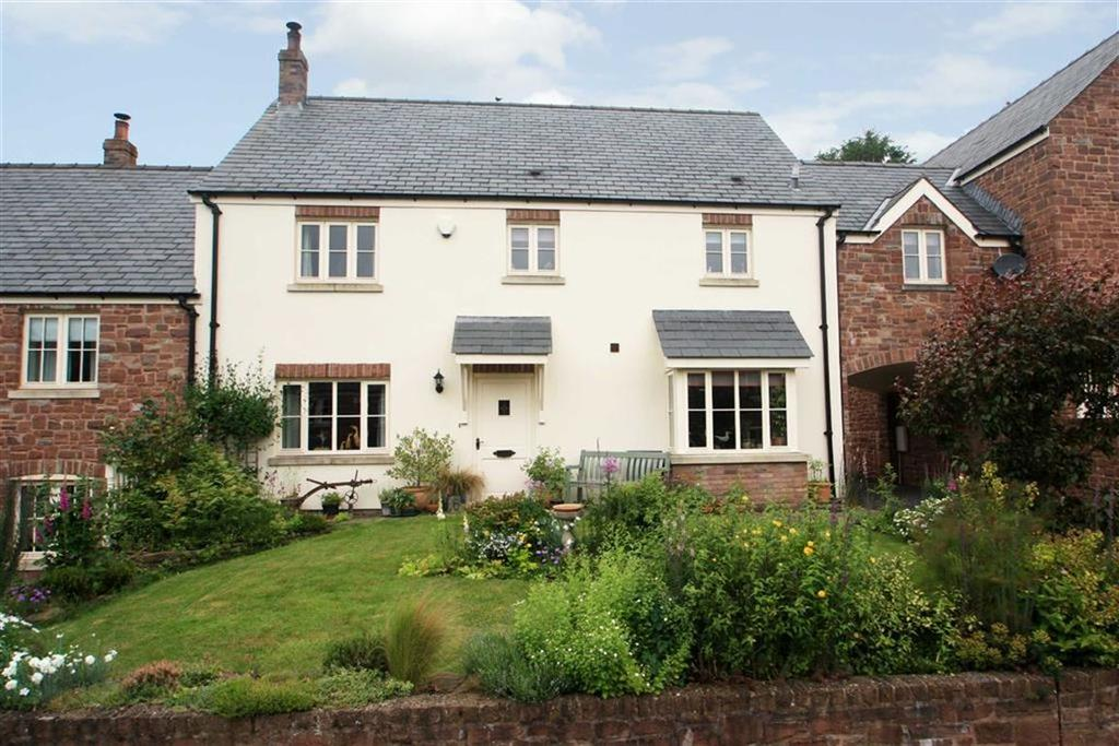 4 Bedrooms House for sale in Town Farm Meadow, GROSMONT, Abergaveny, Monmouthshire