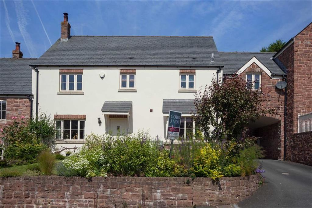 4 Bedrooms House for sale in Town Farm Meadow, GROSMONT, Grosmont Abergavenny, Monmouthshire