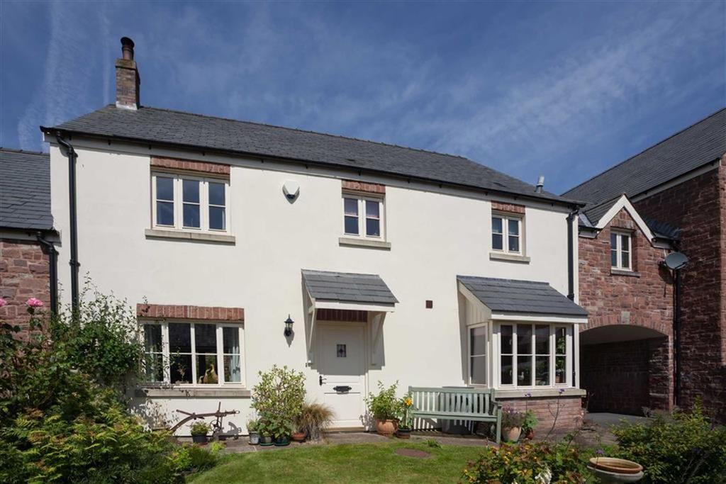 4 Bedrooms House for sale in Town Farm Meadow, GROSMONT, Abergavenny, Monmouthshire