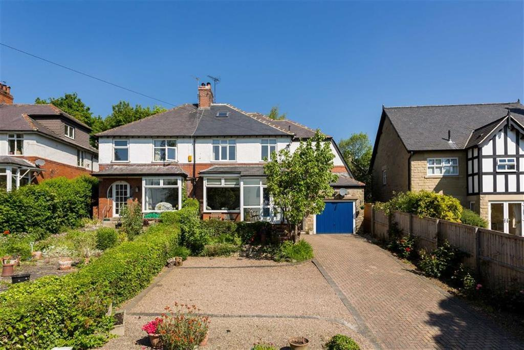 4 Bedrooms Semi Detached House for sale in Linton Road, Wetherby, LS22