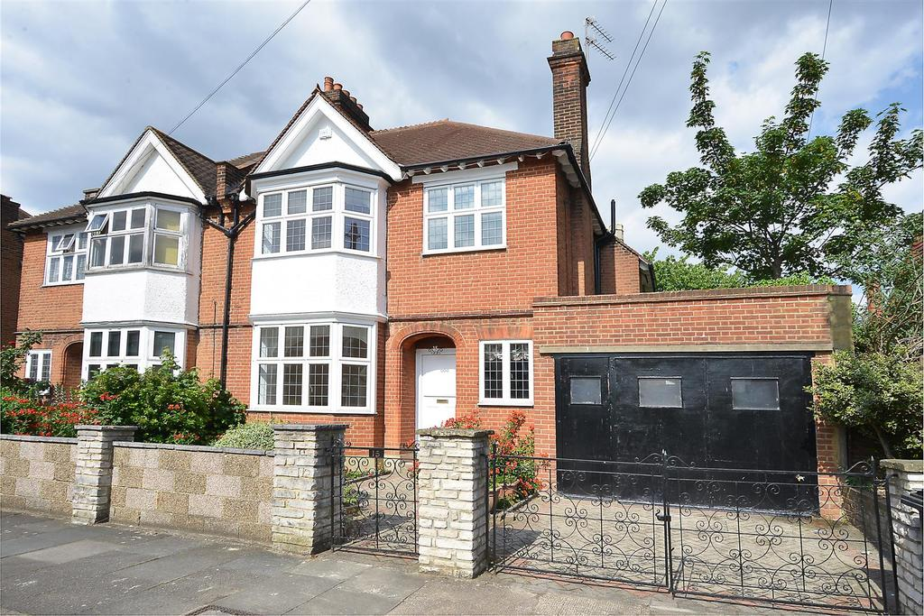 4 Bedrooms Semi Detached House for sale in Westwell Road, Streatham, SW16