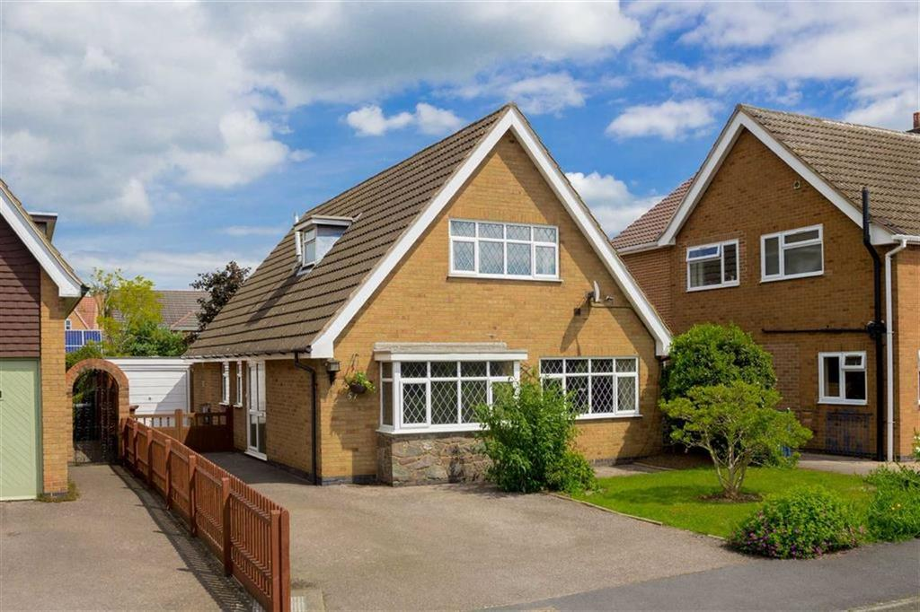 4 Bedrooms Detached Bungalow for sale in Syston Road, Queniborough, LE7