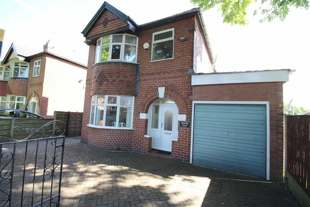 3 Bedrooms Detached House for sale in Kingsbrook Road, Whalley Range