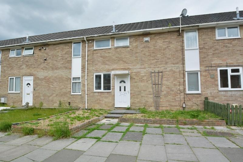 3 Bedrooms Terraced House for sale in Jardine Square, Andover
