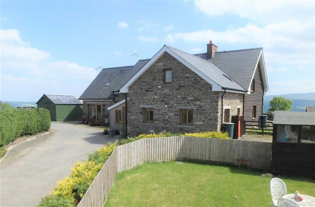 5 Bedrooms Detached House for sale in Brilley, Brilley, Herefordshire