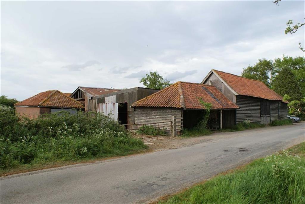 5 Bedrooms Barn Conversion Character Property for sale in Oak Farm, Hoxne Road, Upper Weybread, Suffolk