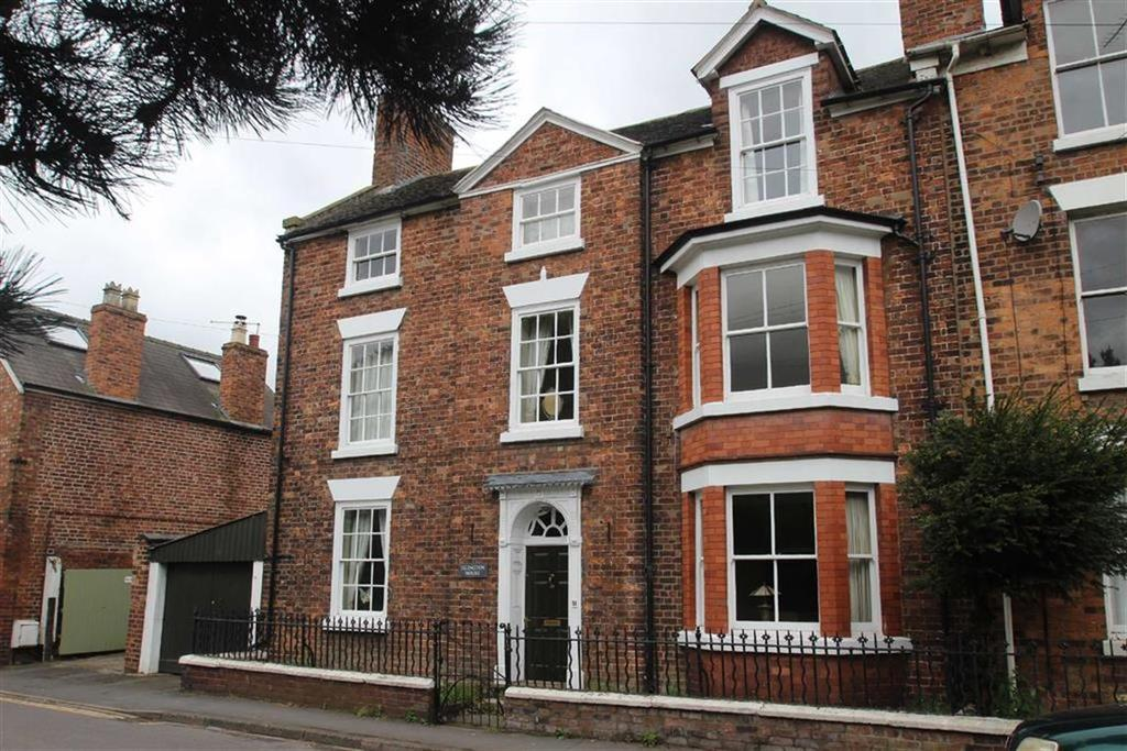5 Bedrooms End Of Terrace House for sale in New Street, Wem, Shrewsbury