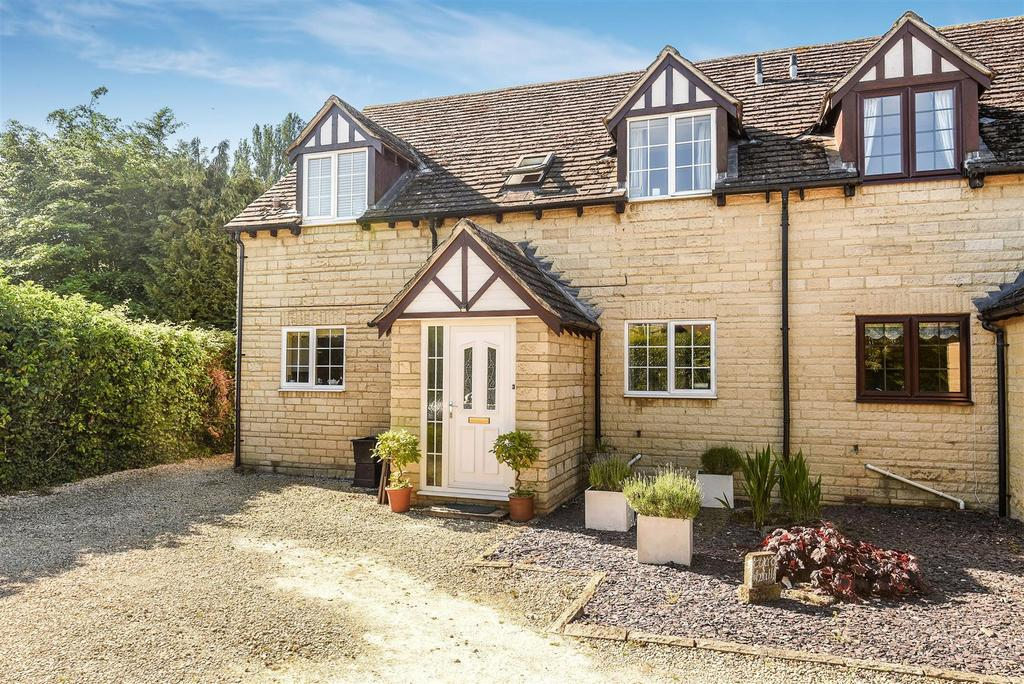 3 Bedrooms Semi Detached House for sale in Blackditch, Stanton Harcourt, Witney