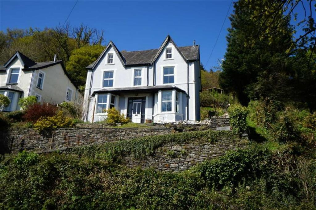 6 Bedrooms Detached House for sale in Top Road, Trefriw, Conwy
