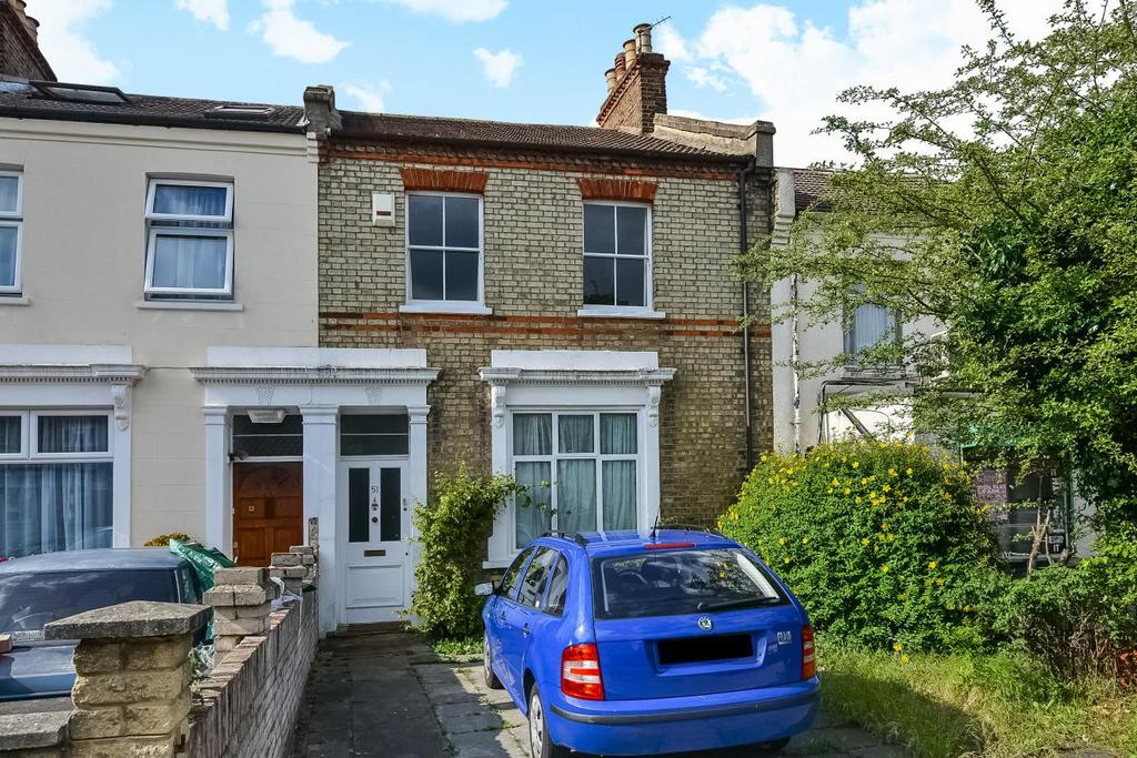 3 Bedrooms Terraced House for sale in Carnac Street, West Norwood, SE27