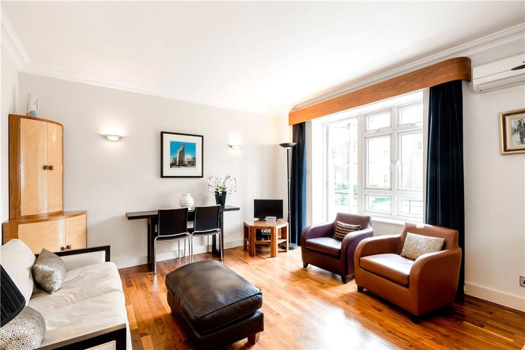 2 Bedrooms Flat for sale in Portsea Hall, Portsea Place, Hyde Park, London, W2