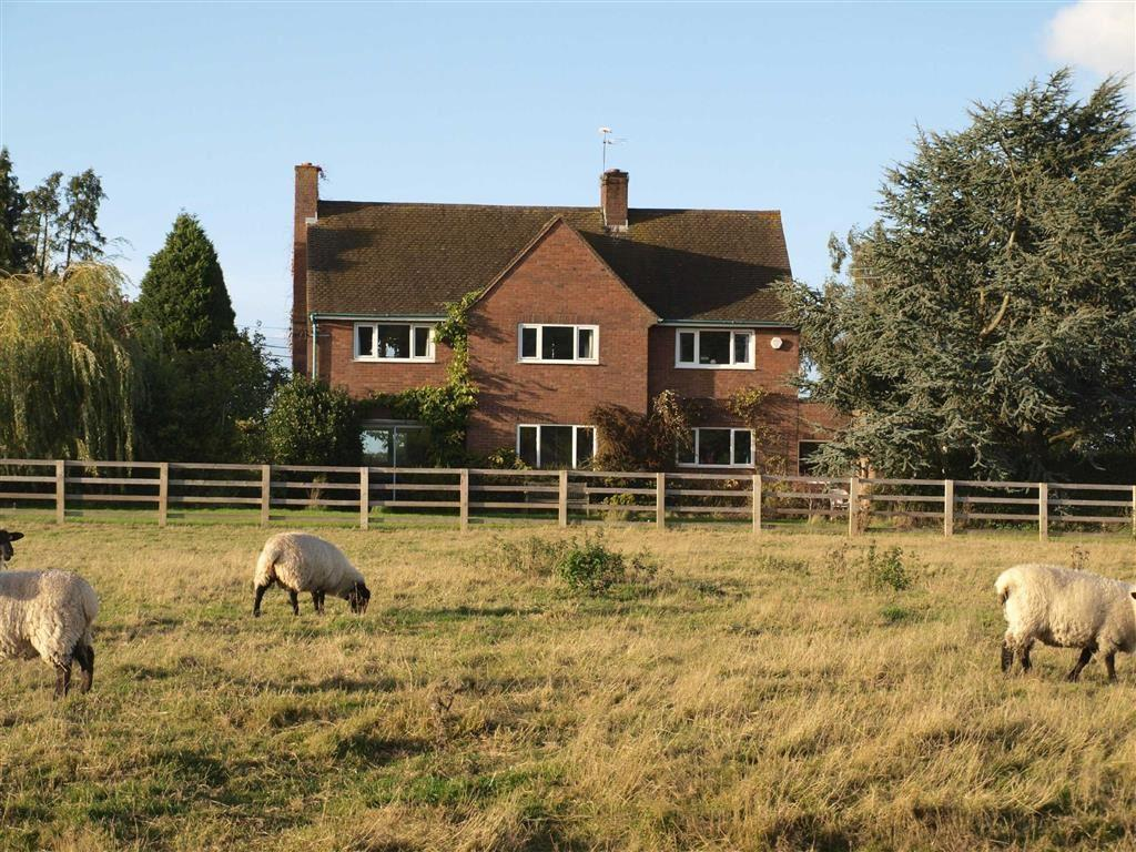 3 Bedrooms Detached House for sale in Weston, Much Wenlock