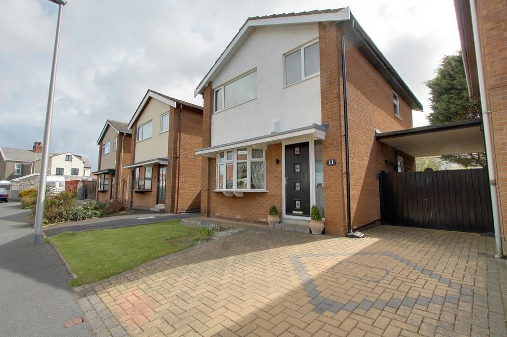 3 Bedrooms Detached House for sale in KIRTON PLACE, THORNTON CLEVELEYS FY5
