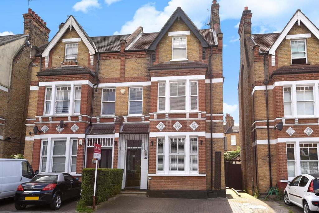 4 Bedrooms Semi Detached House for sale in Wickham Road, Beckenham, BR3