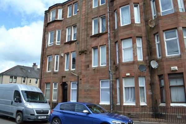 1 Bedroom Flat for sale in 0/2, 12 Dyke Street, Baillieston, Glasgow, G69 6DX