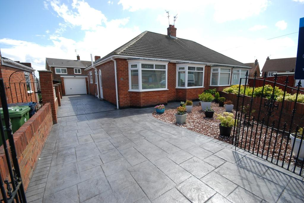 2 Bedrooms Bungalow for sale in Glenleigh Drive, Grindon