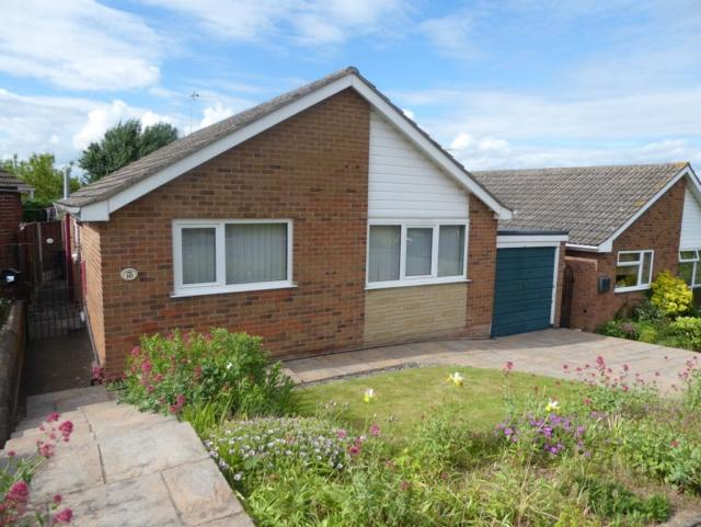 2 Bedrooms Detached Bungalow for sale in Suthers Road Kegworth