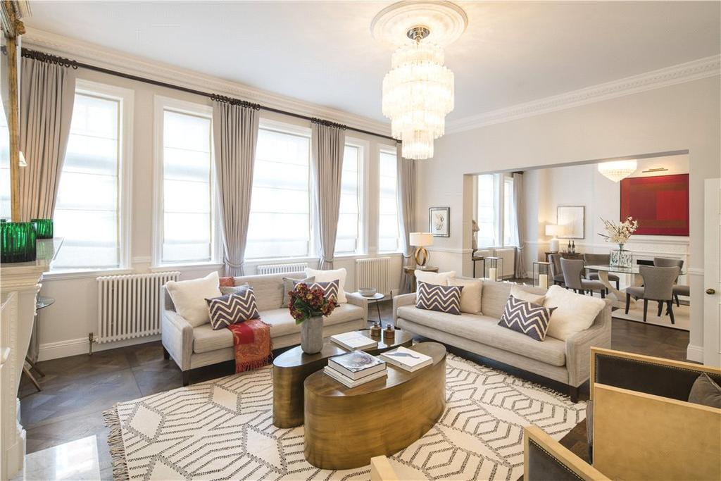 4 Bedrooms Flat for sale in North Gate, Prince Albert Road, London, NW8