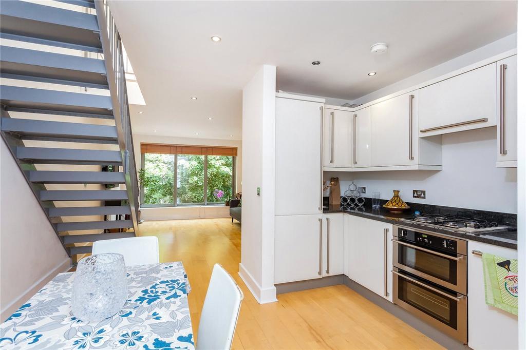 2 Bedrooms Flat for sale in Lord Raglan Court, 139 Southgate Road, London, N1