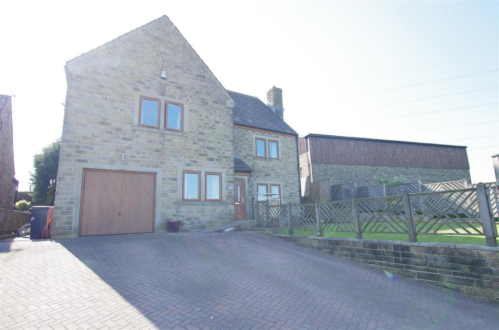 6 Bedrooms Detached House for sale in Northfield, Barkisland, Halifax
