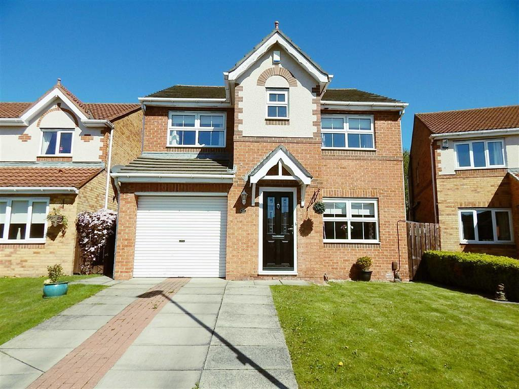 4 Bedrooms Detached House for sale in The Covers, Wallsend, Tyne And Wear, NE28