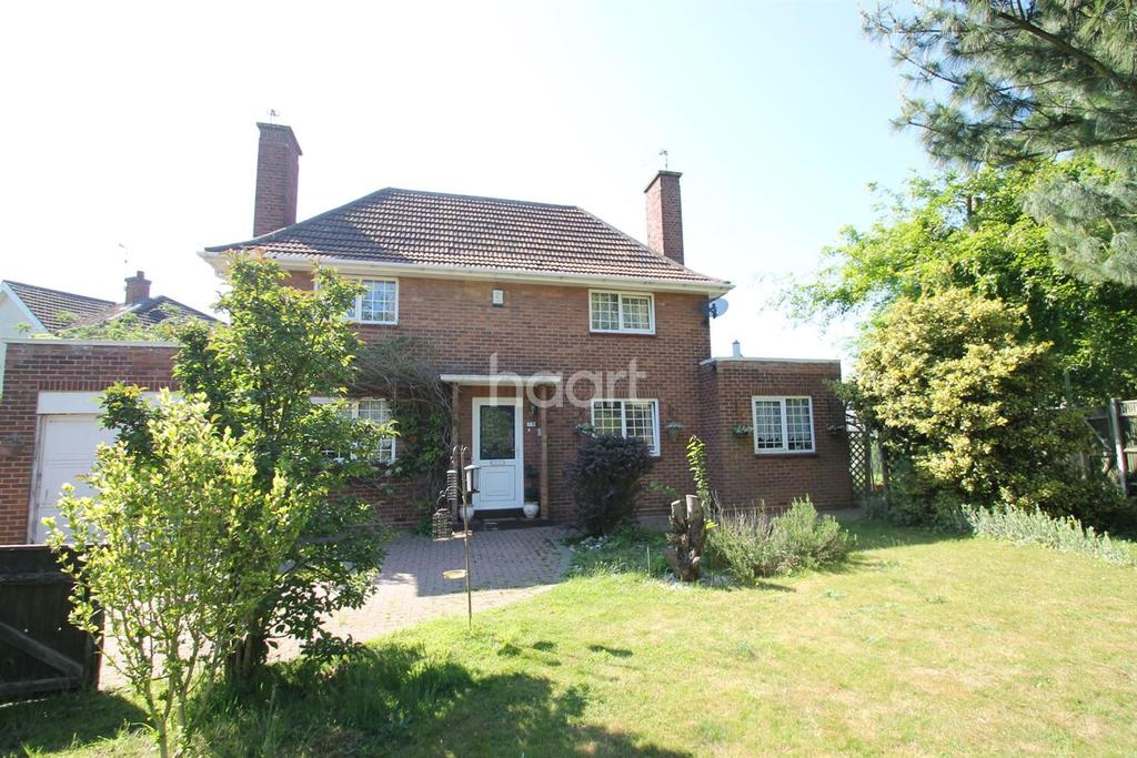4 Bedrooms Detached House for sale in Monckton Crescent, Lowestoft