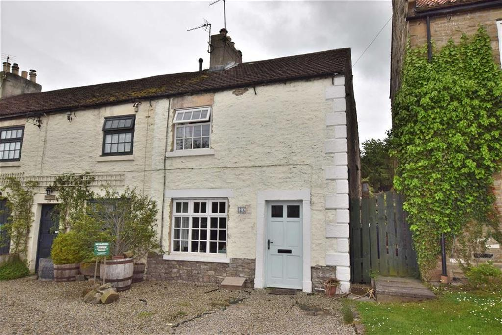 2 Bedrooms End Of Terrace House for sale in Richmond Road, Skeeby, North Yorkshire