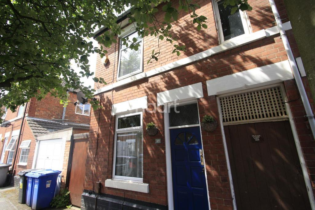 2 Bedrooms End Of Terrace House for sale in Ward Street, Derby