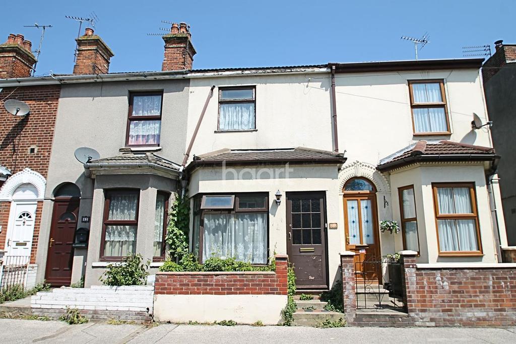 3 Bedrooms Terraced House for sale in Roman Road, Lowestoft