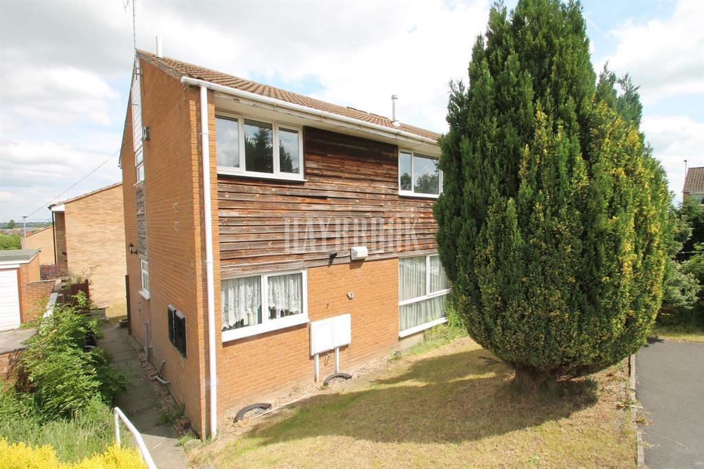 2 Bedrooms Flat for sale in Meadowcroft Glade, Westfield
