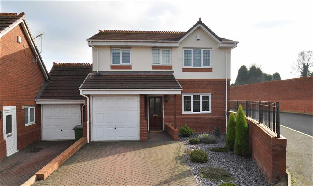 4 Bedrooms Detached House for sale in 3, Glassford Drive, Tettenhall, Wolverhampton, West Midlands, WV6