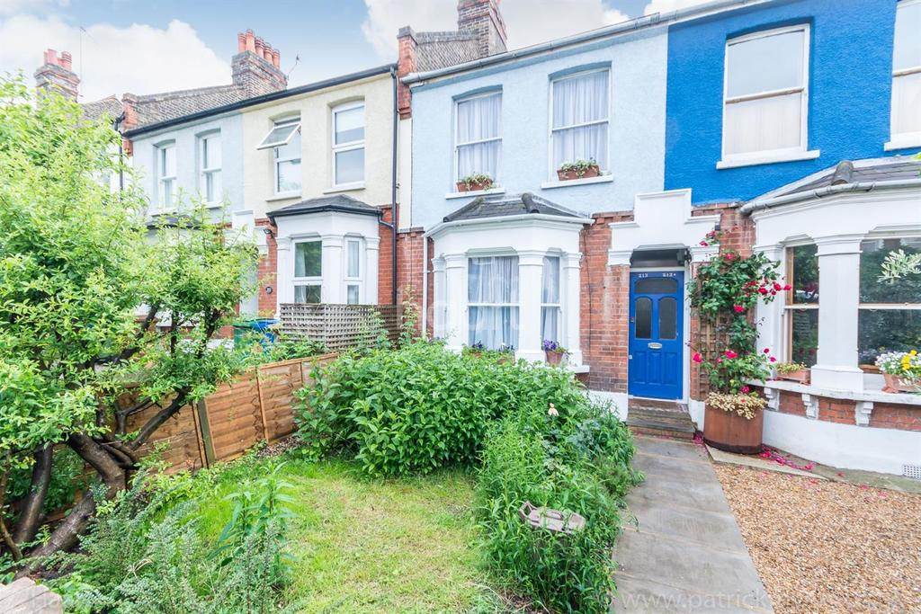 2 Bedrooms Terraced House for sale in Underhill Road, East Dulwich, London, SE22