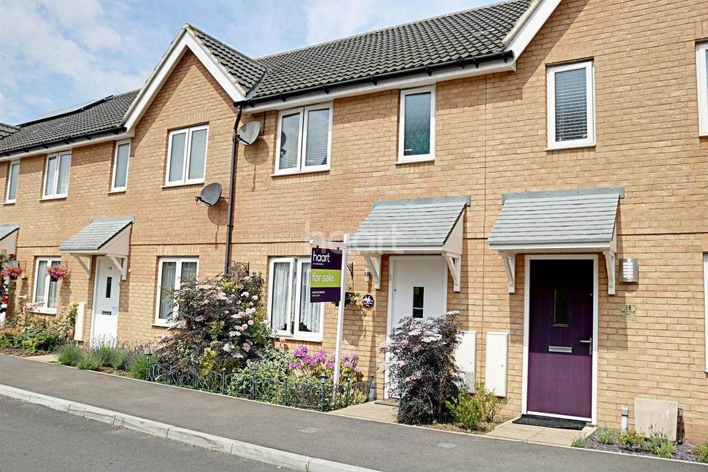 3 Bedrooms Terraced House for sale in Cornflower Way