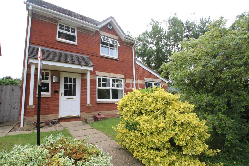 3 Bedrooms Detached House for sale in Apple Farm Grange