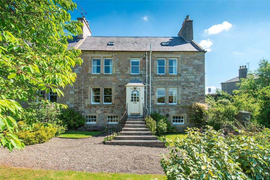 5 Bedrooms End Of Terrace House for sale in 30 Belmont Place, Kelso, Scottish Borders, TD5