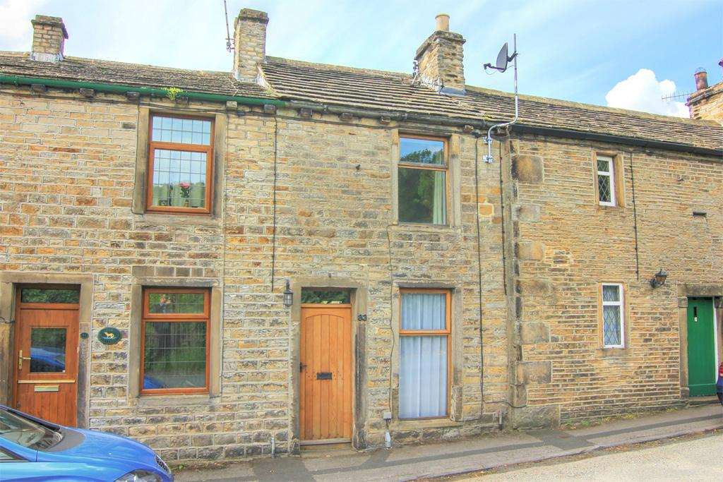 1 Bedroom Cottage House for sale in 83 Main Street, Farnhill