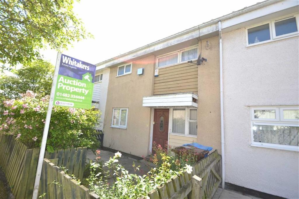 3 Bedrooms Terraced House for sale in Caldane, Orchard Park, Hull, HU6